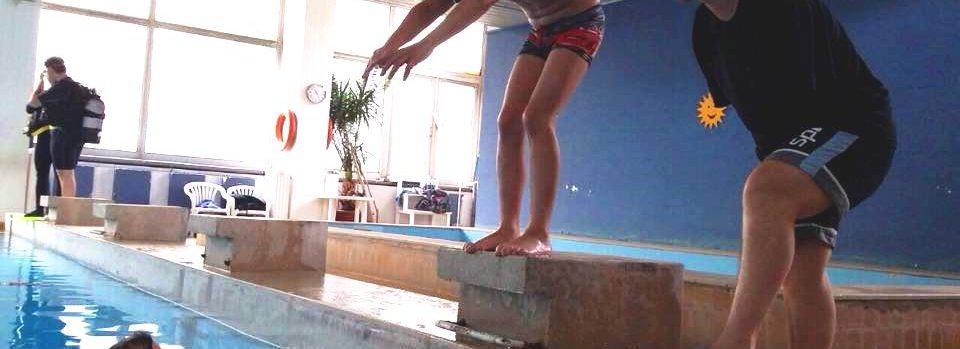 úszás tanfolyam